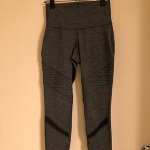 Old Navy gray athletic leggings / Size S /